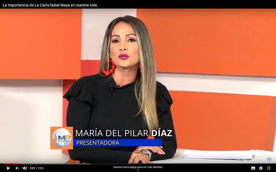 Portada-Video Importancia de la Carta Natal Maya
